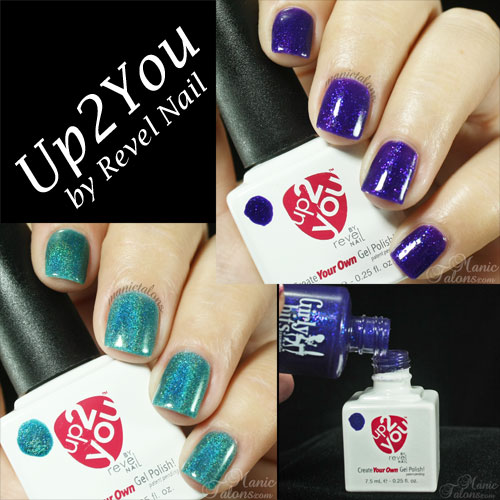 Revel Nail Up2You Review