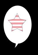Plaquinha estrela - criação Blog PNG-Free