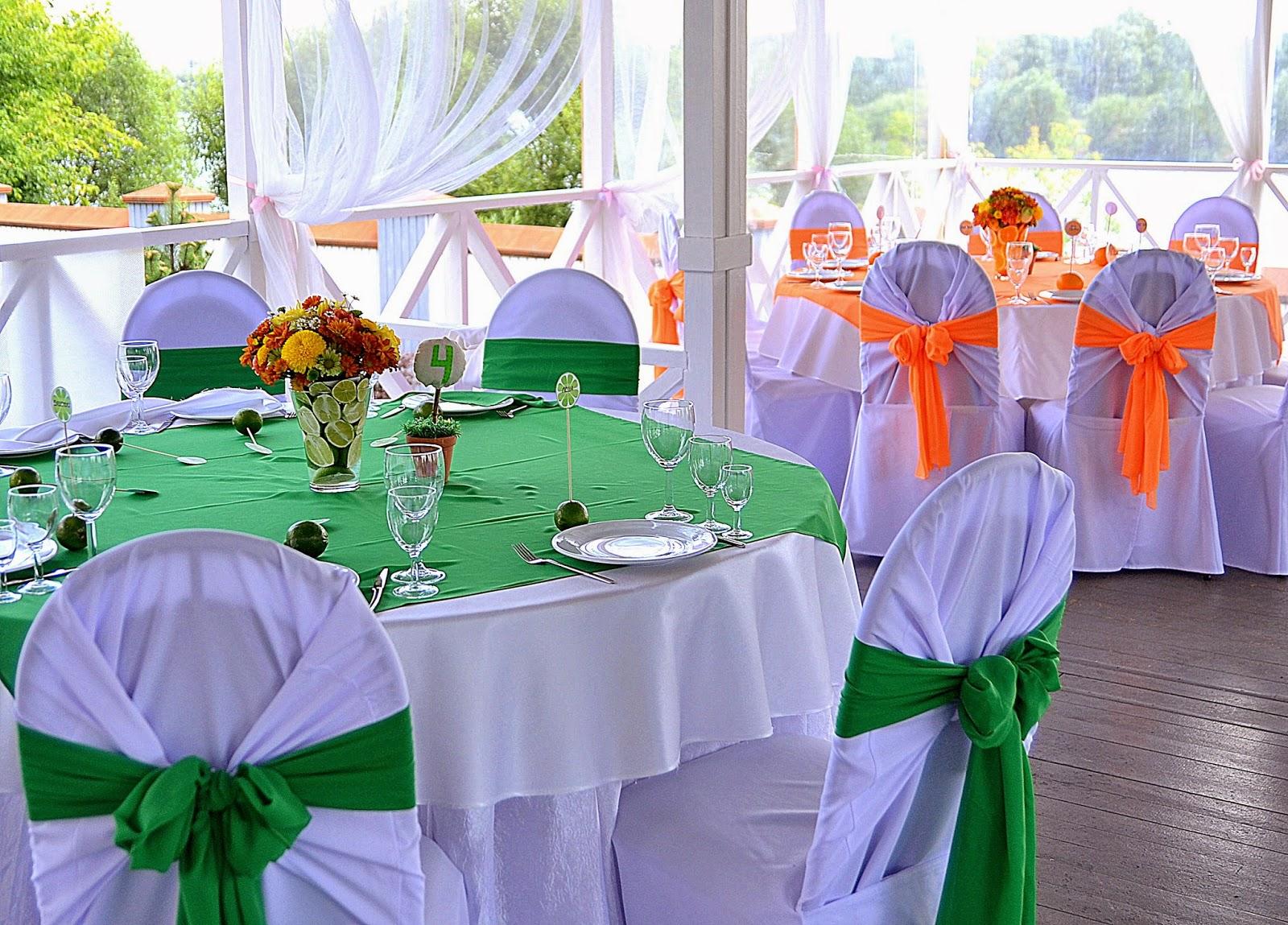 лаймовая свадьба