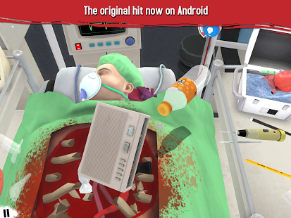 Surgeon Simulator Android Apk + Data