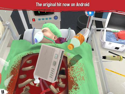 Surgeon Simulator Android Apk + Data