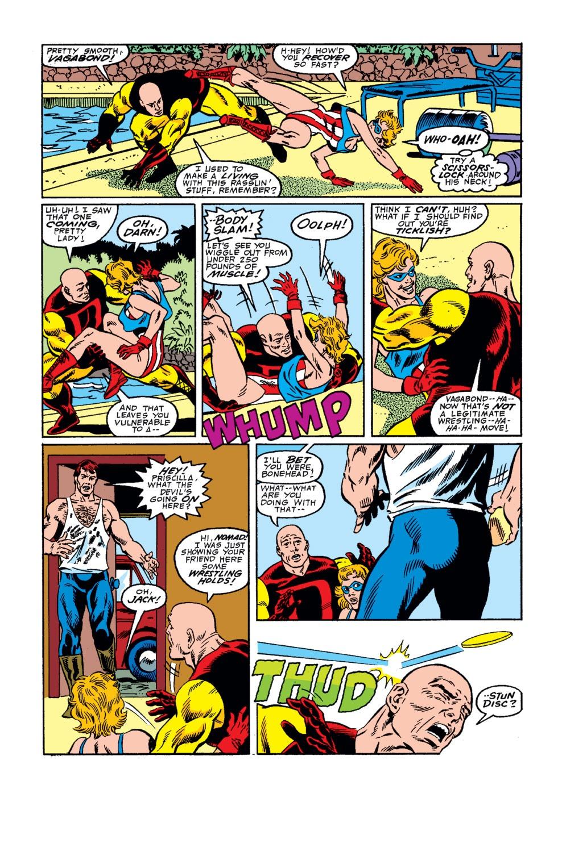 Captain America (1968) Issue #342 #272 - English 3