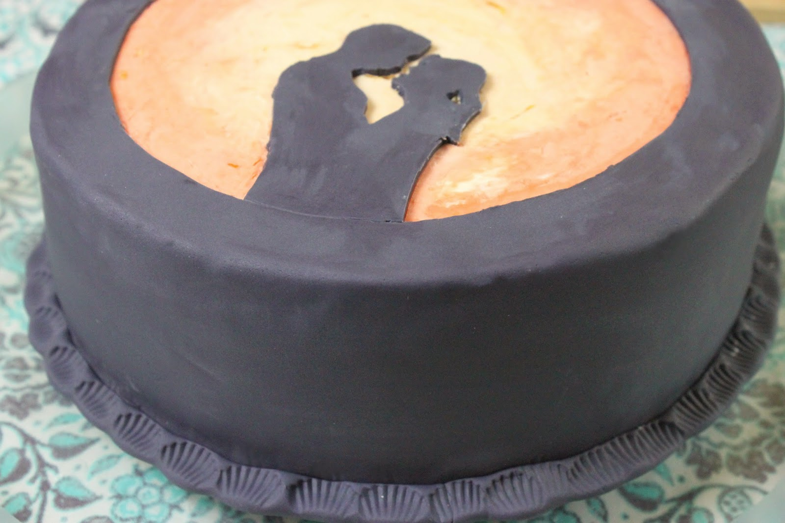 torten rezepte 05 fondant torte mit zitronen. Black Bedroom Furniture Sets. Home Design Ideas