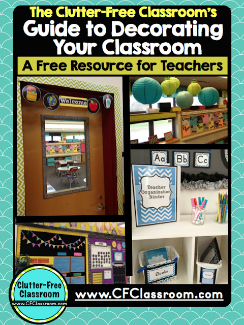Classroom Ideas On A Budget ~ How to decorate a classroom on budget free guide