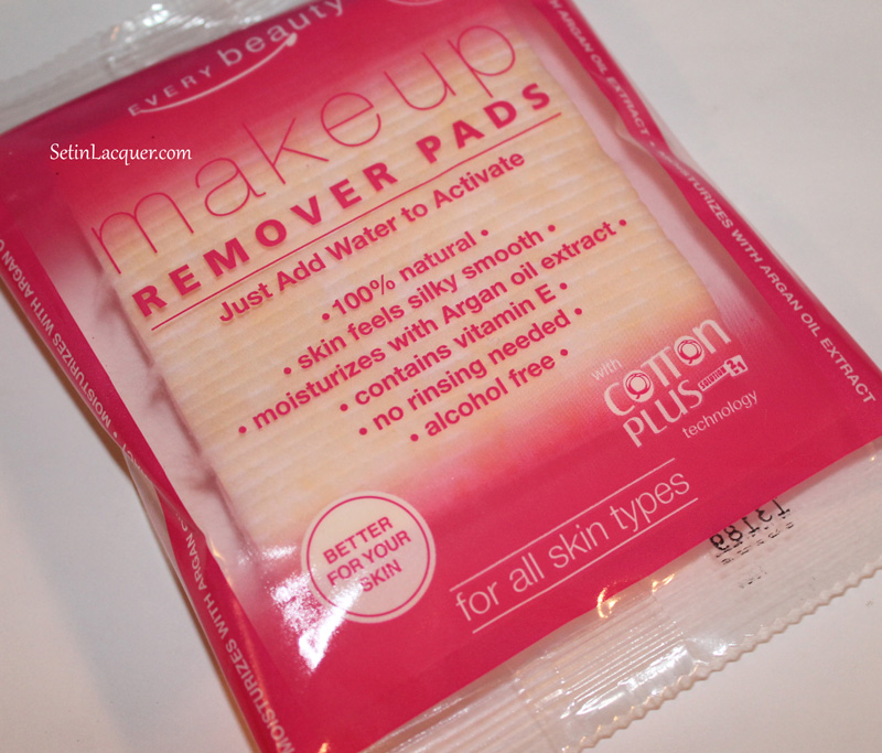 Every Beauty Makeup Remover Pads