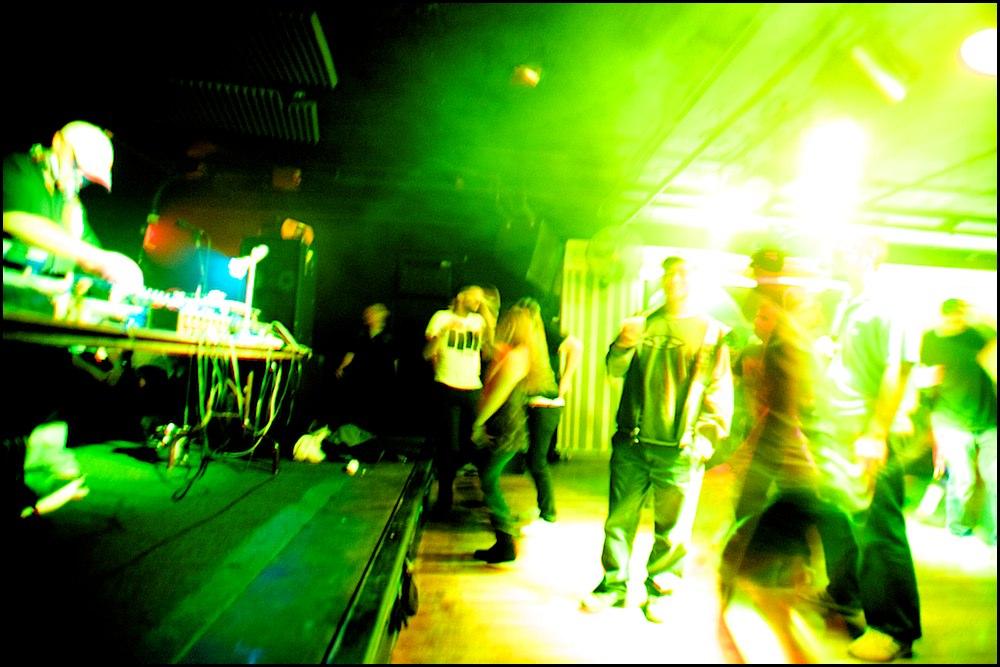 3rd Stone Images: Frankie Bones - Club Metronome 11/13/11 ...