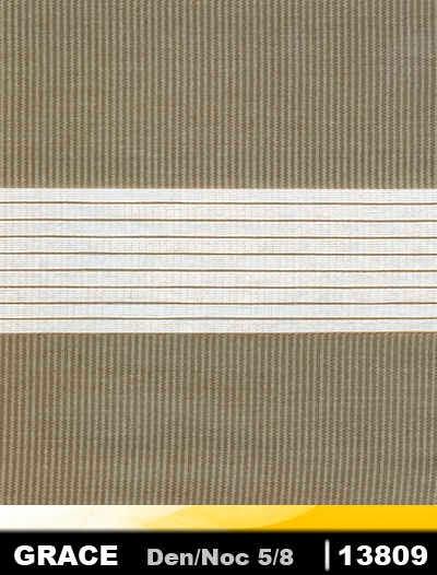 rulouri textile duble Day & Night Grace 13809