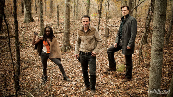 The Walking Dead 2ª Midseason de la Tercera temporada THR pics