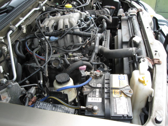 2002 Nissan Frontier 4X4 gallery