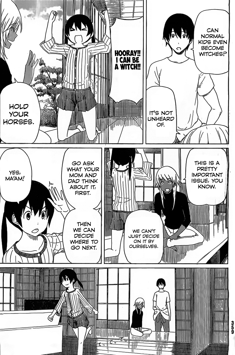 Flying Witch - Chapter 13