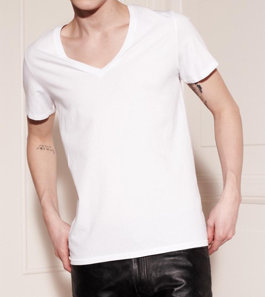 Latest barbie fashion white t shirt model for Model white t shirt