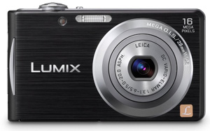 Panasonic Lumix DMC-FH5 16.1MP Digital Camera On Sale For $103.72