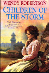 Children of the Storm - Buy the Hardback - SIGNED - £6 + P&P
