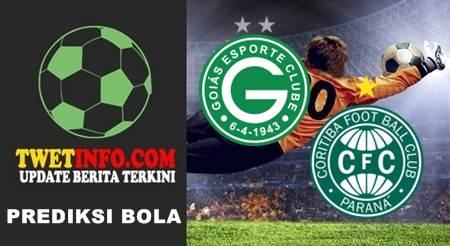 Prediksi Goias vs Coritiba, Brazil