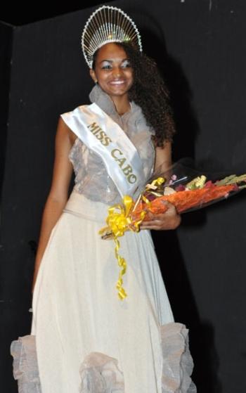 Miss West Africa: Nomeado para a mulher cabo-verdiana do
