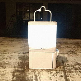 Agua Salada como Fuente de Energía para Lámparas y Baterías