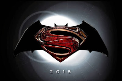Official 'Batman vs Superman' Movie Logo