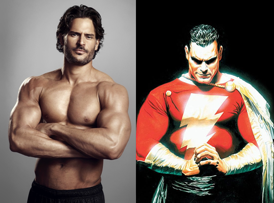 5 Actors Who Could Play Shazam Opposite Dwayne Johnson's Black Adam