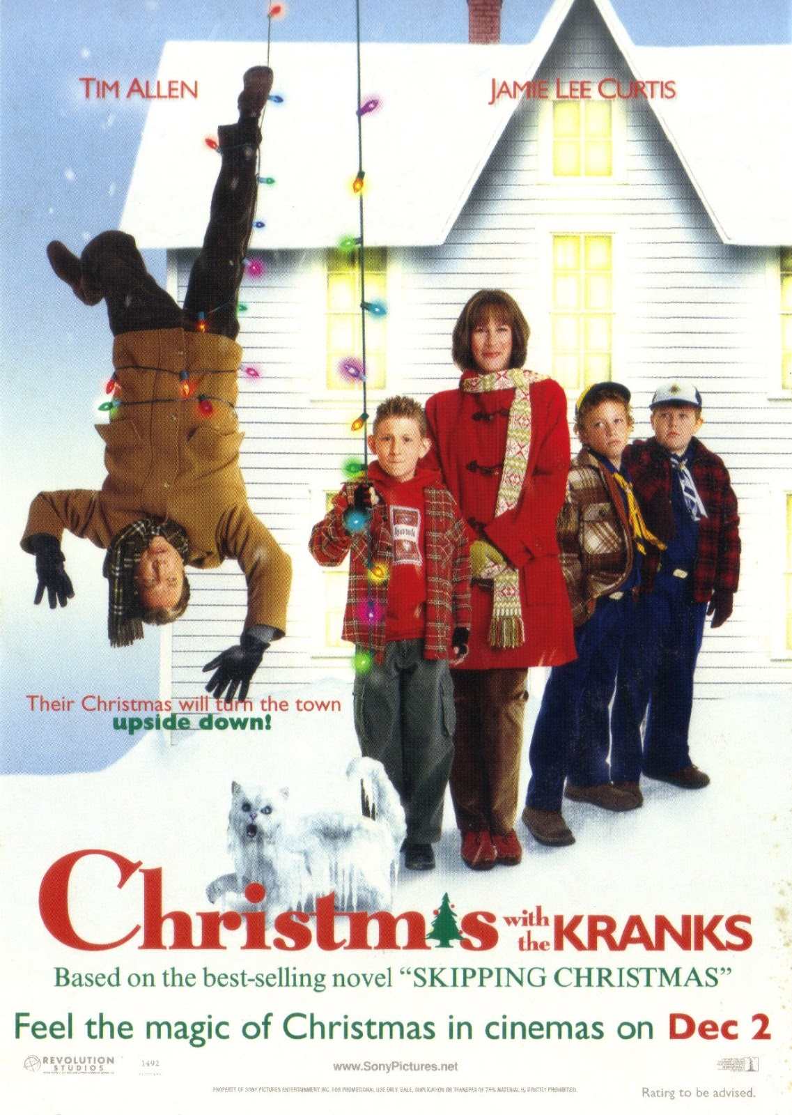 Christmas With The Kranks Poster - Фото база