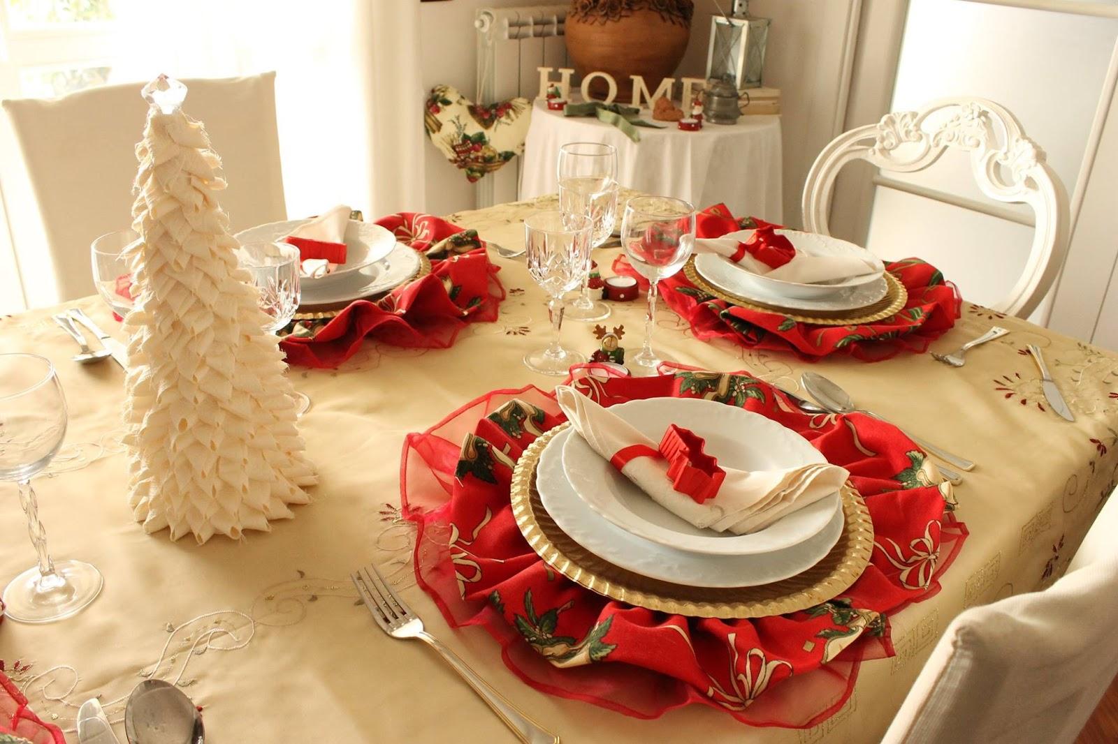 Tavolo Compleanno Natale : Idee per una festa di compleanno a tema