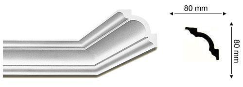 Sanca Nomastyl A1 - 11cm de largura