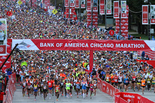 Kenyans Dennis Kimetto and Rita Jeptoo Dominate Chicago Marathon