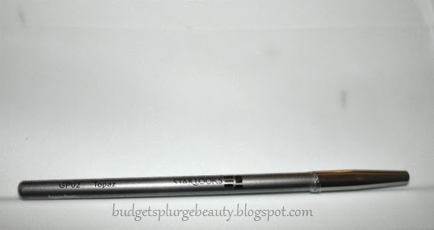 starlooks gem eye pencil in topaz