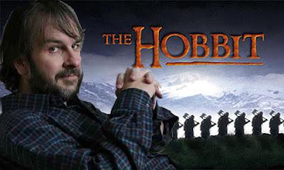 El hobbit dividido en tres partes