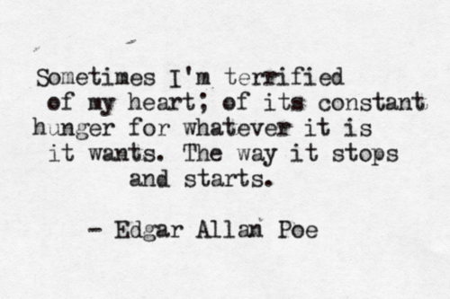 Quotes About Love Edgar Allan Poe : Edgar Allan Poe Quotes About Love