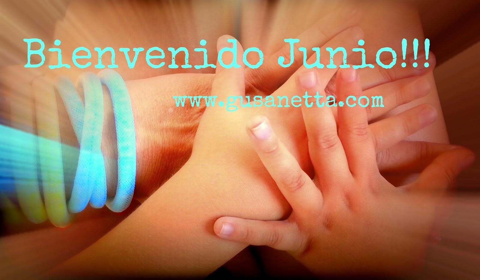 BIENVENIDO, JUNIO Bienvenido+Junio.+gusanetta