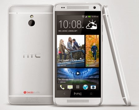 Get Android KitKat HTC One Mini now receiving Android 4.4.2 on AT&T
