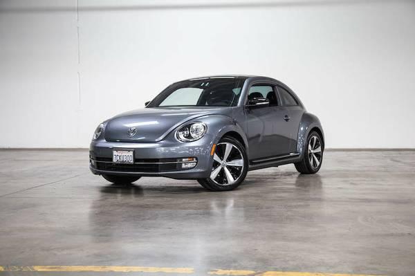 2012 Volkswagen Beetle 2.0 Turbo