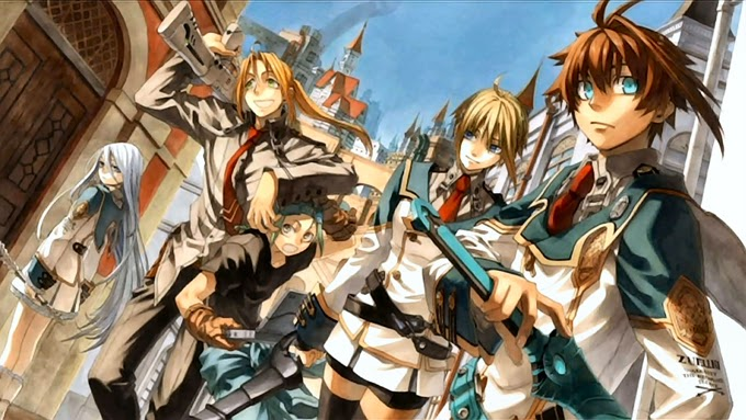 Phim Koukaku No Regios /Chrome Shelled Regios
