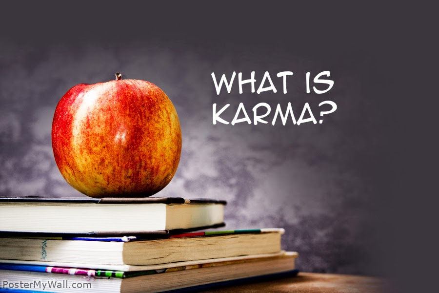 Thoughtsnlife.com : You are born on this earth-plane on account of your Karmas (actions) done in previous births. This body and this condition of mind are both the results of effects of past Karmas. What is Karma?  A Vasana or desire arises. Then you exert to possess the object. This is Karma. Thought itself is the real Karma. Physical action is only its manifestation. Then you enjoy the object. This is Bhoga. This Bhoga strengthens and fattens the Vasana. The Chakra or wheel of Vasana, Karma, Bhoga, is ever revolving. Give up Bhoga. Practise renunciation, discrimination and dispassion. Destroy the Vasanas by eradicating ignorance (Ajnana) through Brahma-Jnana, the Knowledge of the Imperishable. Then alone the wheel which binds a man to this Samsara will stop revolving. Then alone you become an Atmavan or Knower of the Self.