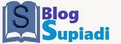 Blog Supiadi