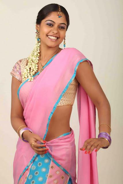Bindu Madhavi in Half Saree 5