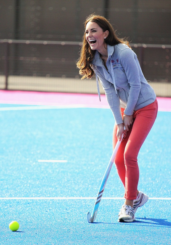 ciao! newport beach: kate middleton's olympics fashion