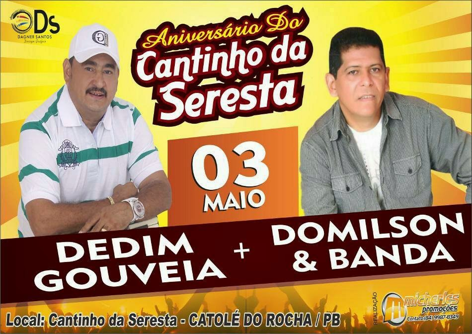 Aniversario Do Cantinnho Da Seresta