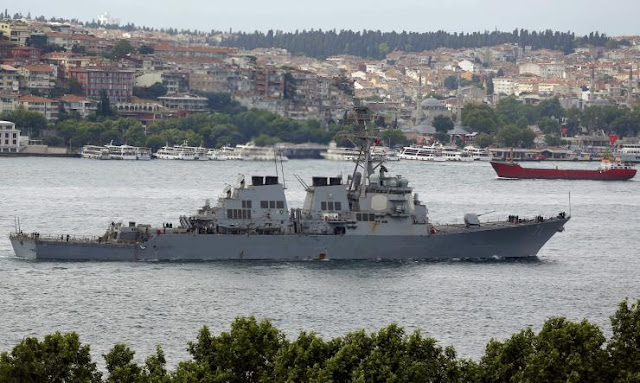 USS Ross (DDG71)