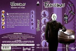 Fantomas (1964) - Carátula