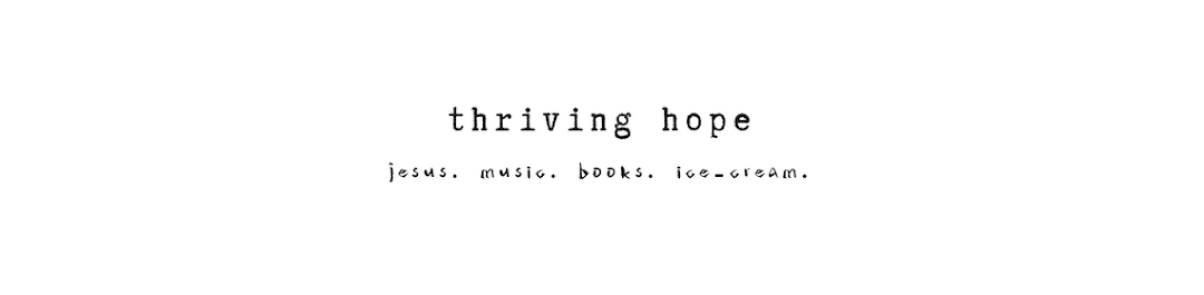 thriving hope
