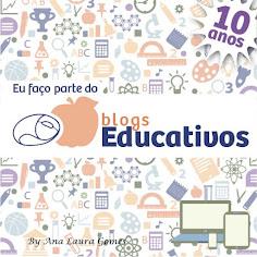 Selo do grupo Blogs Educativos
