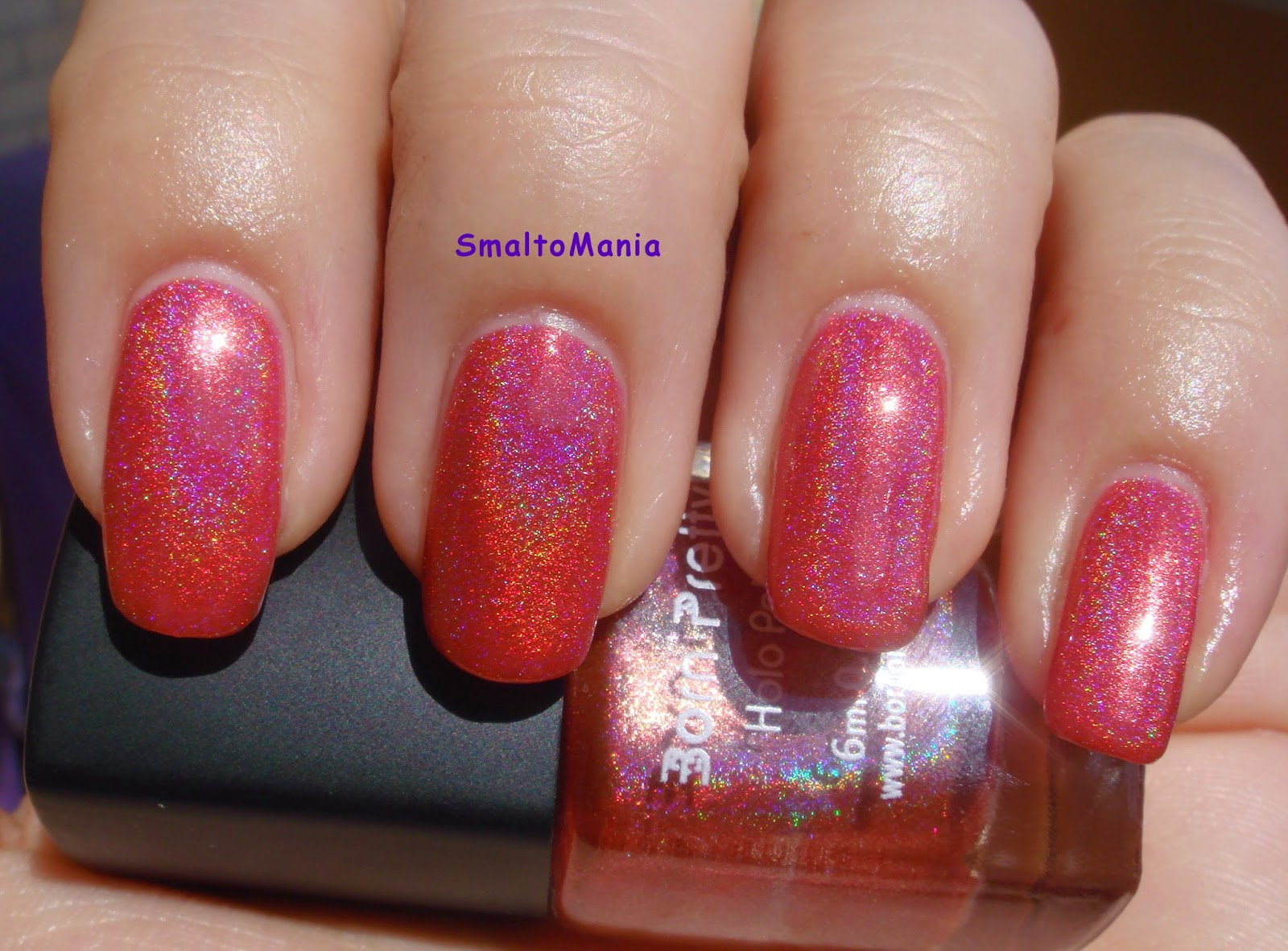 Born Pretty Holo Polish n.4
