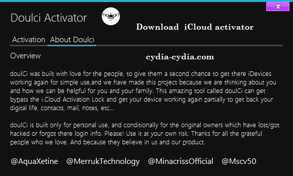 doulci activator  blogspot