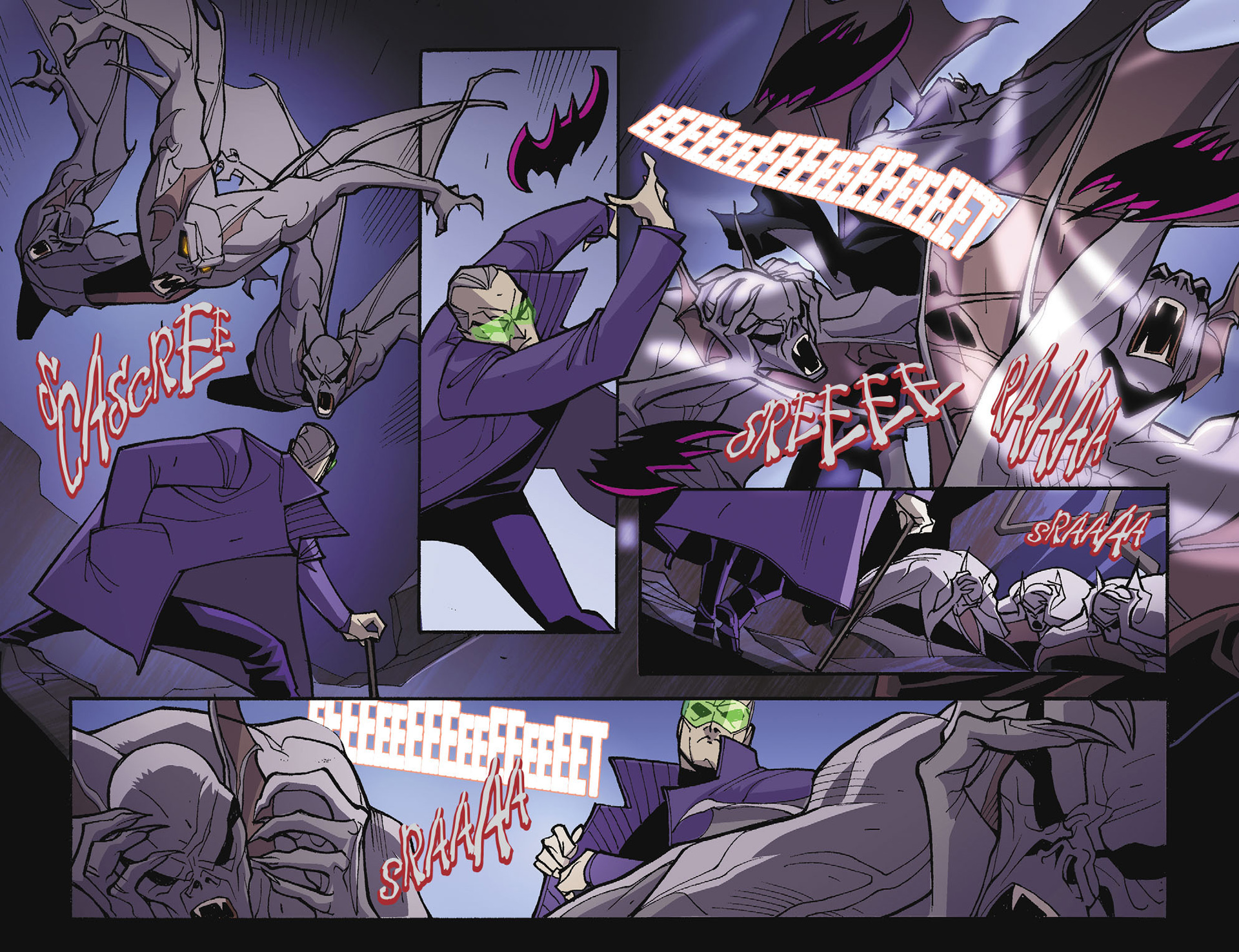 Batman Beyond 2.0 #12 #29 - English 13