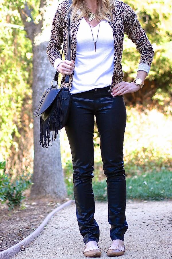 coated denim paige jeans