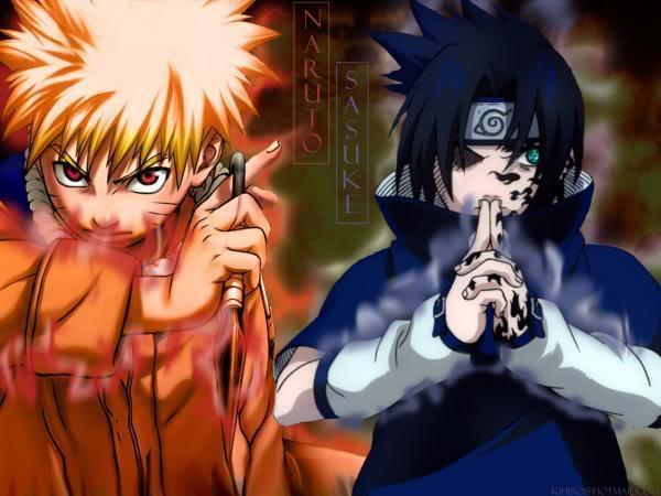 Naruto vf wallpapers naruto vs sasuke 3 - Naruto and sasuki ...