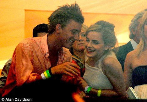 Francis Boulle and Emma Watson were an ITEM Emma Watson And Francis Boulle