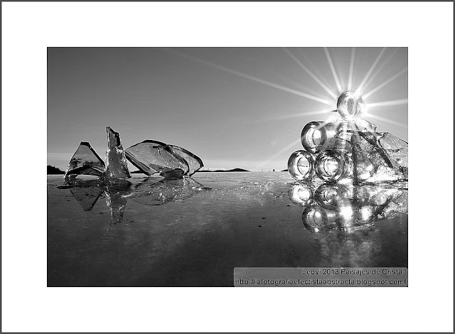In a kingdom by the sea   Black & White Abstracts