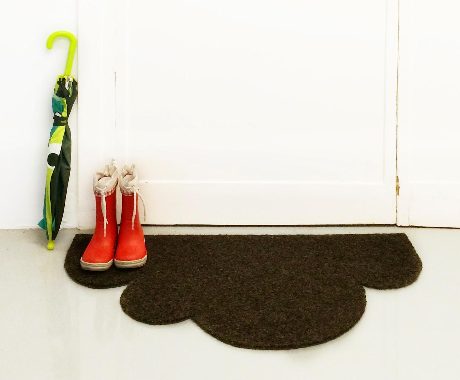 Yololos nueva alfombra en la entrada de casa - Felpudo entrada casa ...